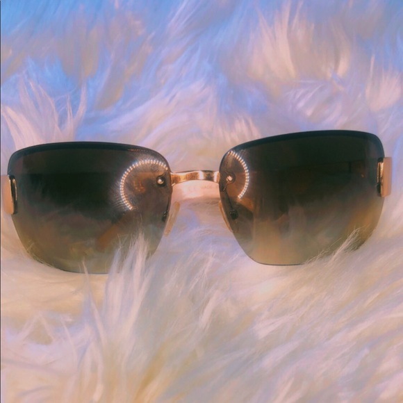 Juicy Couture Accessories - Black and gold Juicy Couture Glasses